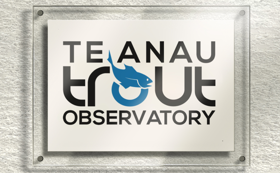 Te Anau Trout Observatory Logo