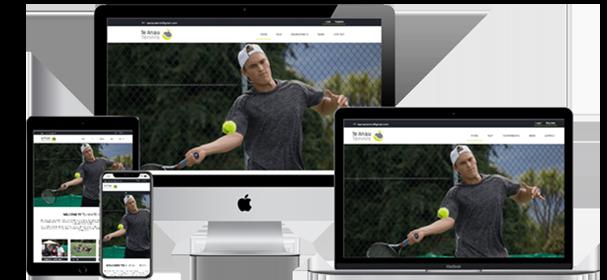 Te Anau Tennis screenshots